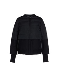 Iceberg Down Jackets Black