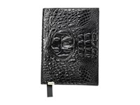 Brahmin Journal Black Wallet