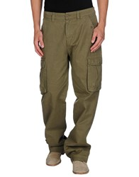 Timberland Trousers Casual Trousers Men Military Green