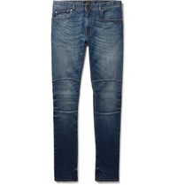 Belstaff Tattenhall Skinny Fit Stretch Denim Jeans Indigo