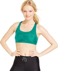 Roxy Spirit Medium Impact Racerback Sports Bra Columbia