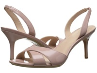 Calvin Klein Lucette Dusty Pink Patent Leather Women's Dress Sandals
