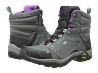Ahnu Montara Boot Dark Grey 2 Women's Hiking Boots Gray