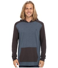 Tavik Ronin Knit Concrete Grey Men's Sweatshirt Pink