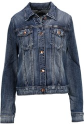 J Brand Denim Jacket Mid Denim