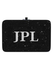 Judith Leiber Couture Slim Slide Customizable Monogram Bag Metallic
