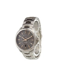 Tag Heuer 'Link Calibre 7 Gmt' Analog Watch Stainless Steel