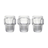 Diesel Living With Seletti Machine Collection Glasses Set Of 3 Small