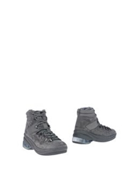 Fornarina Ankle Boots Grey