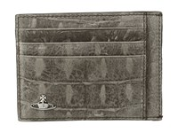 Vivienne Westwood Amazon Card Holder Grey