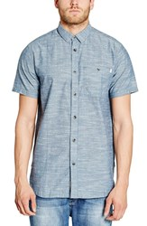 Men's Bench. 'Weightless' Regular Fit Short Sleeve Print Sport Shirt