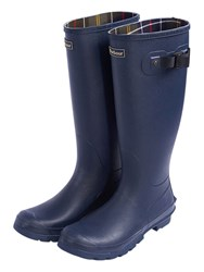 Barbour Bede Wellington Boots Navy