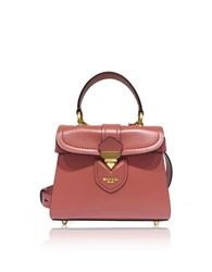 Moschino Handbags Leather Small Satchel Bag