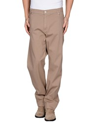 Armata Di Mare Trousers Casual Trousers Men Light Brown