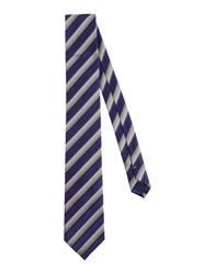 Altea Accessories Ties Men Dark Blue