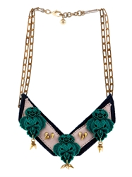 Lulu Frost Katherine Bib Necklace