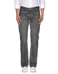 Mgnerd Trousers Casual Trousers Men Dark Green