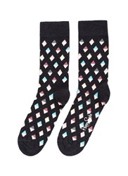 Happy Socks Mini Diamond Multi Colour