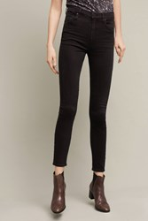 Anthropologie Citizens Of Humanity Chrissy Ultra High Rise Skinny Jeans Black
