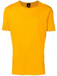 Thom Krom Relaxed Fit T Shirt Yellow