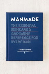 Urban Outfitters Manmade The Essential Skincare And Grooming Reference For Every Man By Chris Salgardo Assorted