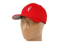 Toes On The Nose Shadowman Flexfit Hat Red Baseball Caps