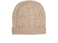 Barneys New York Men's Cashmere Beanie Cream