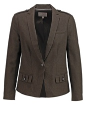 Banana Republic Blazer Dark Olive