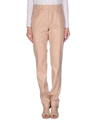 Gigue Casual Pants Skin Color