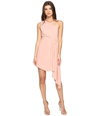 Keepsake Without You Mini Dress Dusty Rose Women's Dress Pink
