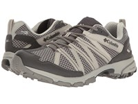 Columbia Mountain Masochist Iii Outdry Stratus Dove Men's Running Shoes Gray