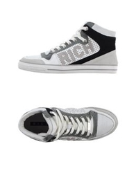 Richmond High Tops And Trainers White