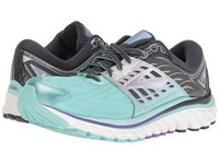 Brooks Glycerin 14 Aruba Blue Anthracite Purple Love Women's Running Shoes