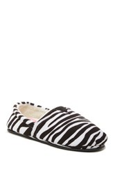 Isaac Mizrahi Stassi Faux Fur Slipper Multi