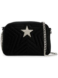 Stella Mccartney Star Crrossbody Black