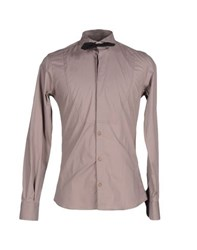 Minimal Shirts Shirts Men Dove Grey