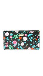 Kate Spade New York Stacy Snap Wallet Black Multi