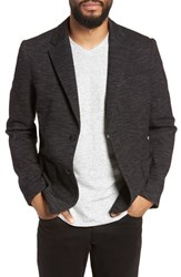 Good Man Brand Slim Fit Soft Blazer Black