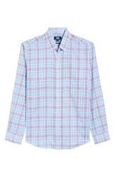Cutter And Buck Charlie Easy Care Plaid Sport Shirt Virtual