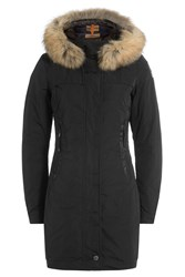 Parajumpers Selma Down Jacket With Fur Trimmed Hood Gr. M