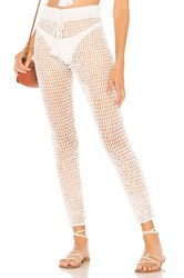 Majorelle Hilary Pant White