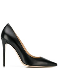 Deimille Classic Pointed Pumps Black