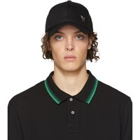 Paul Smith Ps By Black Zebra Cap