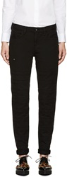 Each X Other Black Striped Jeans