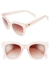 Draper James Women's 50Mm Gradient Lens Cat Eye Sunglasses Pink