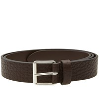 Andersons Anderson's Printed Calf Belt Brown