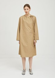 Ter Et Bantine Cotton Dress Camel