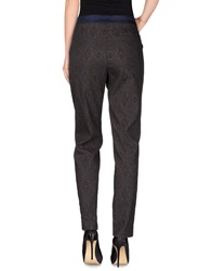 Xandres Casual Pants Dark Brown