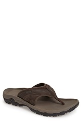 Teva 'Pajaro' Sandal Men Turkish Coffee