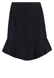 Noa Noa Aline Skirt Dark Navy Dark Blue